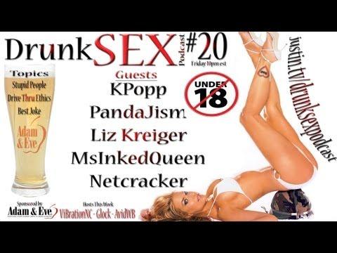 Drunk Sex Podcast #20 Speed Art