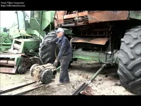 Pete's Tractor Salvage - www.truckingfantastic.com Music Videos