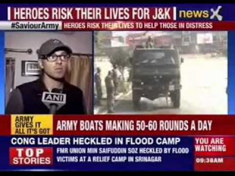 Omar Abdullah: The situation in Jammu and Kashmir is ' very serious'
