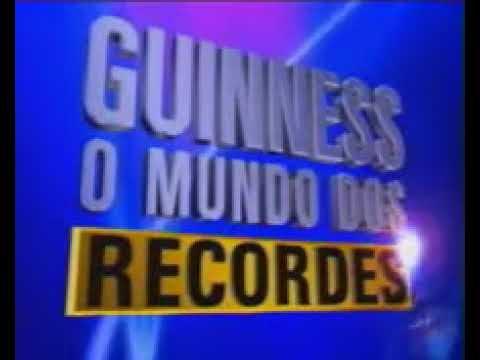 Top Guinnes, o Mundo dos Recordes - 08/12