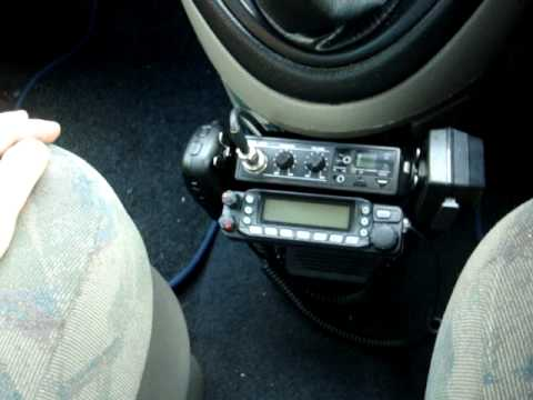 Ham radio installation.MPG