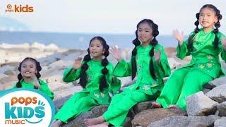 Miền Biển Quê Em - Hoa Hướng Dương Angel   Ca Nhạc Thiếu Nhi