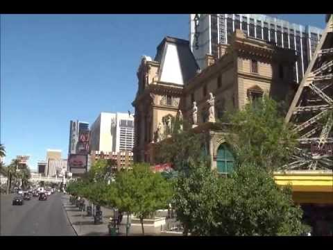 Bus Tour of Las Vegas Strip