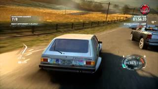 Need For Speed The Run - VW Golf Mk1 GTI & Audi R8 V10 - PART 3 - Gameplay HD