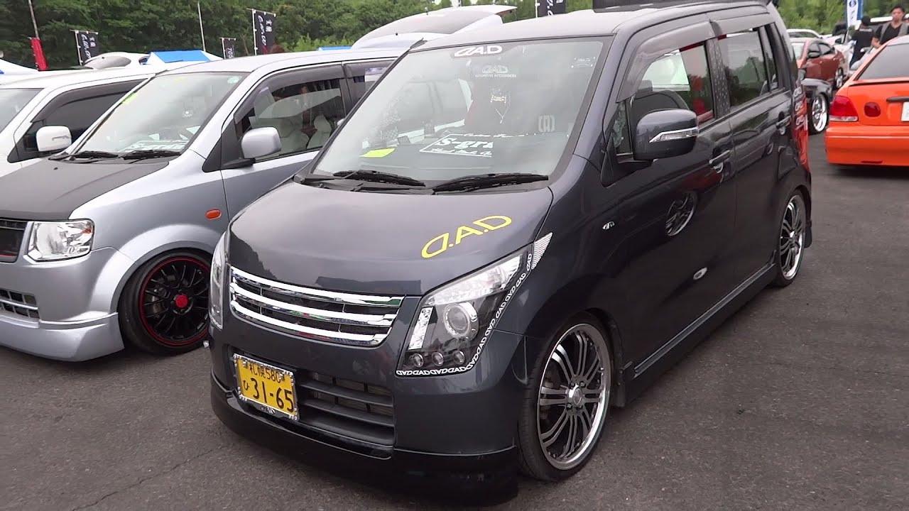 SUZUKI Wagon R FX MH23S Custom car スズキ ワゴンR FX MH23S型 ...