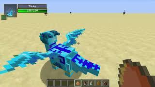 Minecraft Mod - Muhteşem Yaratıklar Final
