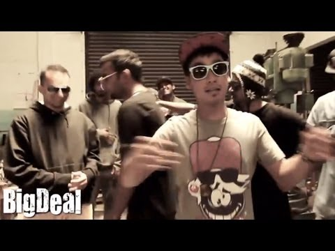 Indian Rap Cypher [bangalore] Part 1 | Big Deal, Brodha V, Charles, Smokey video