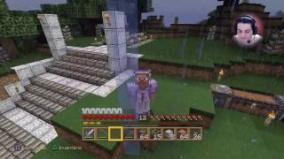 "Minecraft PS4 - ""S.H.A. in ADEF"