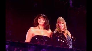 Download Lagu Selena Gomez and Taylor Swift - Hands To Myself (5/19) - Rep Tour Pasadena Gratis STAFABAND