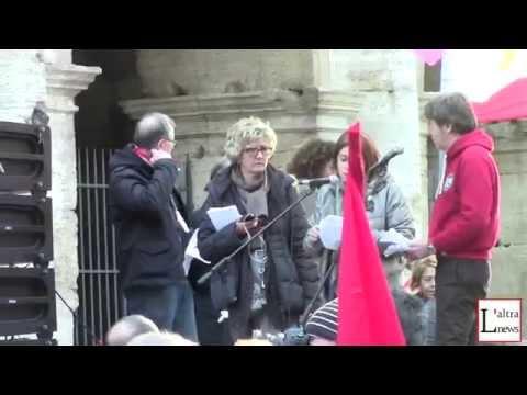 #DallaParteGiusta - Atene chiama - Roma 14 febbraio 2015  - 1a Parte