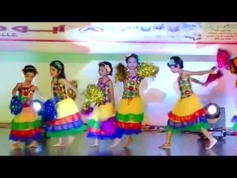 Malayalam Song Dance- Children's Fest-Prgm-9