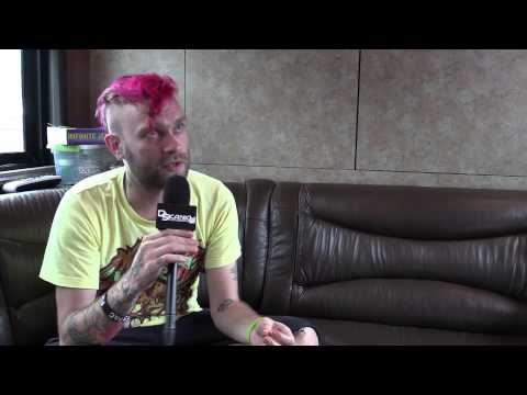 UTG TV: Warped With The Used Interview