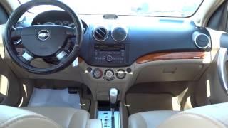 2011 Chevrolet Aveo Tulsa, Broken Arrow, Owasso, Bixby, Green Country, OK S4748B