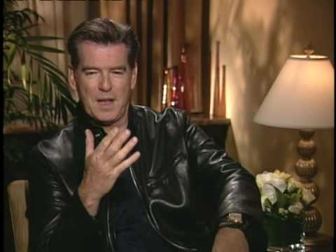 Pierce Brosnan Talks About Remember Me