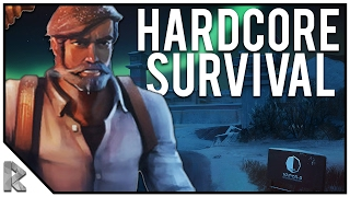 New HARDCORE Survival Game! - The Wild Eight Gameplay #1