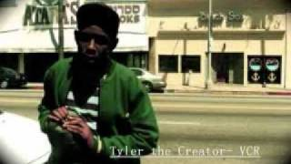 Watch Tyler The Creator Vcr video