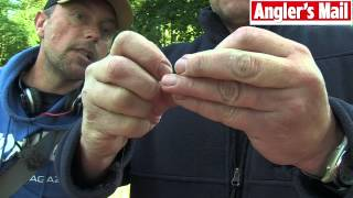 How to tie brilliant knot for dropshot lure fishing