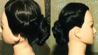 Easy hairstyles for medium hair |Latest hairstyle for girls in 2017