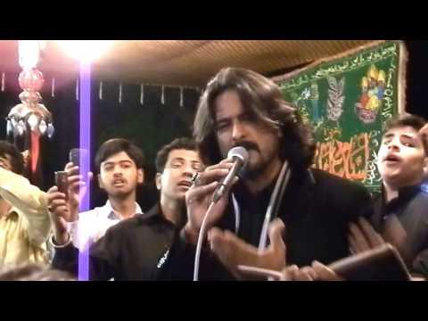 Fatima Zahra (s.a) Ya Zahra (s.a) Syed Irfan Haider LIVE at Darbar Sakhi Shah Peyara 20 April 2013