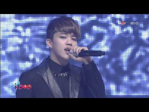 [1080p Hd] 130312 Simply K-pop B.a.p - Rain Sound+one Shot+ending video
