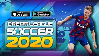 Saiu!! Dream League Soccer 2020 - MOD DE DLS 19 - Menu Modificado e Muito Mais!!