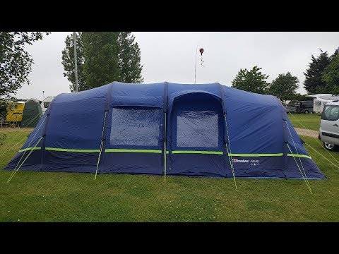 Putting up our Berghaus Air 8 tent & Macpac olympus quick review videominecraft.ru