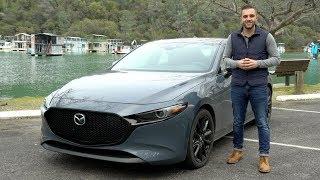 2019 Mazda3 AWD: First Drive