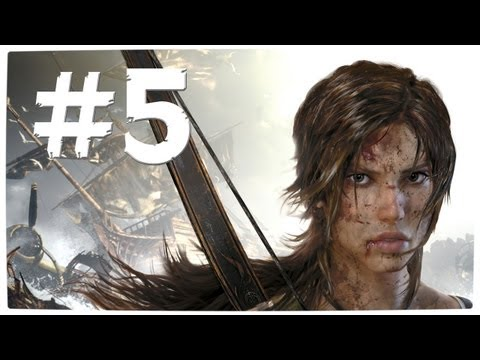 Tomb Raider 2013 Gameplay Walkthrough Part 5 - Cry For Help (HD)