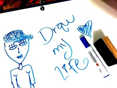 ➭ DRAW MY LIFE! ♡ zanty ferry