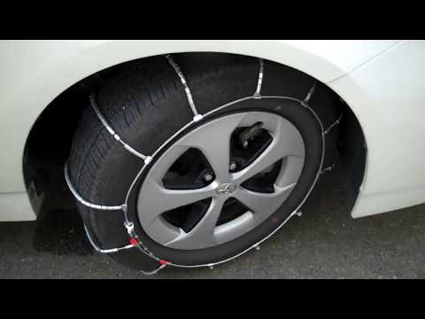 How to install Laclede Cable chains