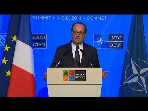 Hollande sur l'Ukraine: