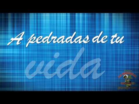 La Original Banda El Limón - Sal De Mi Vida (letra) video