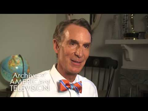 Bill Nye on why he wears bow ties - EMMYTVLEGENDS.ORG