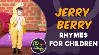 Jerry Berry | Rhymes for Children | Popular Jingles - Kids Learning Videos - Pari TV | 4K Video