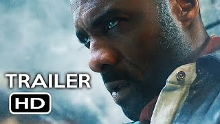 The Dark Tower Official Trailer #1 (2017) Matthew McConaughey, Idris Elba Fantasy Movie HD
