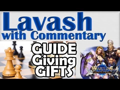 ➜ Wartune GUIDE How to Gift VIP or Balens to Friends