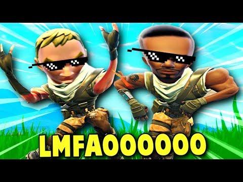 11 Minutes of Dank Fortnite Memes....