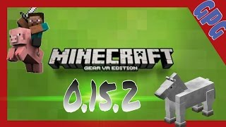 "minecraft PE 0.15.2 - ""Os novos itens"" 