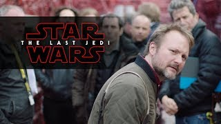 Star Wars: The Last Jedi   World of White and Red