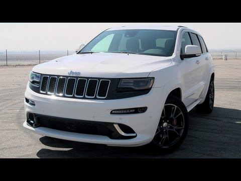 The One With The 2014 Jeep Grand Cherokee SRT! World s Fastest Car Show Ep. 3.7