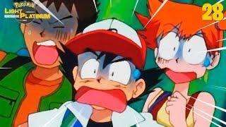Pokémon SLP RuletaLocke Ep.28 - ESTO ME ESTÁ EMPEZANDO A DAR MUCHO MIEDO