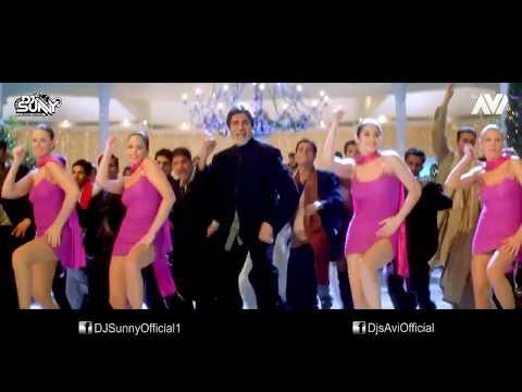 K3G | Say Shava Shava | Remix | DJ Sunny & DJ Avi | Harsh GFX Visual | Shah Rukh Khan