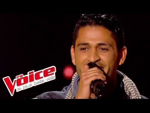The Voice 2014│Youness - Abdel Kader (Rachid Taha, Khaled & Faudel)│Blind audition