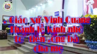 GX  Vinh Quang Thánh lễ mùng hai tết Mậu Tuất