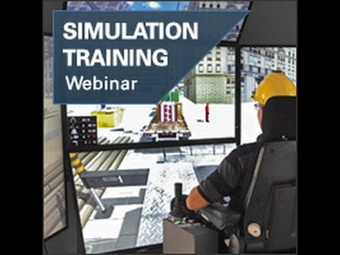 Crane Operator Training: Effectively Assess and Build Operator Skills with Simulators