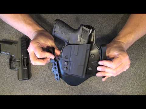 M&P Shield vs Walther PPS vs Glock 26. Part 2