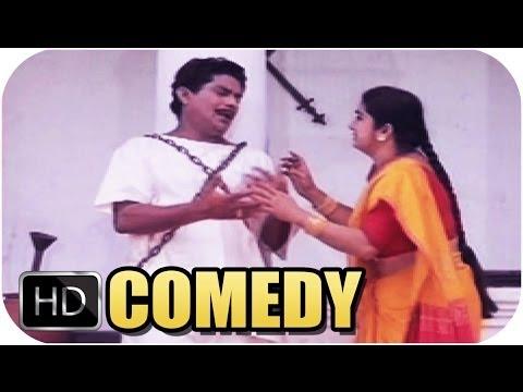 Malayalam Comedy Scenes - Jagathy Sreekumar | Kalpana video