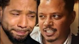 Jussie Smollett and Terrance Howard Get Into Heated Argument On The Set Of Empire! (Allegedly)