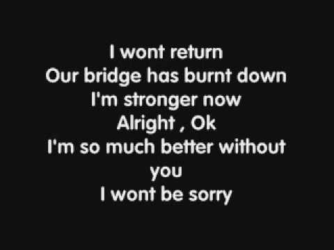 It's Alright,It's Okay By Ashley Tisdale Lyrics