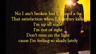 Watch Adam Lambert Shady video